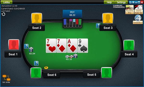 situs Judi poker site
