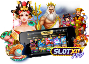 How does the slotxo game slots to choose from?